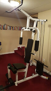 Home Gym - Mint Condition - Hardly Used