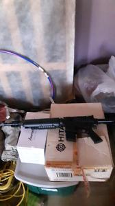 M 16 pellet gun