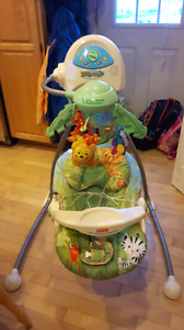 Fisher Price Cradle Swing