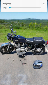 1980 xs 1100 parts or repair first come