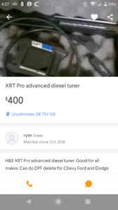 SCAM ALERT - Xrt Pro advanced Diesel tuner