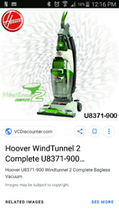 Hoover wind tunnel 2