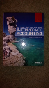 INTERMEDIATE ACCOUNTING VOLUME 1, 11TH CANADIAN EDITION