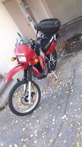 Kawasaki klr 650 2004 MINT