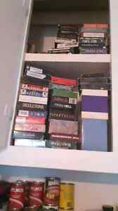 Over 60+ vhs movies