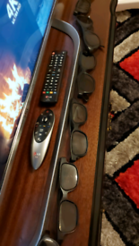 """55"""" LG SMART 3D TV IN MINT CONDITION"""