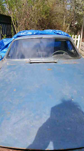 VOLVO P1800 Shell or Parts Wanted