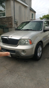 Trading my Lincoln Navigator for pickup truck