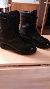new police or military boots for sale