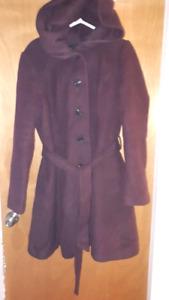 Le chateau Womens winter xl dress coat