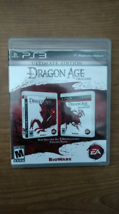 Dragon Age Origins Ultimate Edition PS3