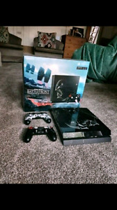 DARTH VADER PS4 2 CONTROLLERS