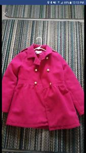 Girls size 14 Joe fresh pea coat