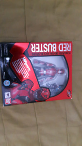S.h.figuarts gobuster red figure power rangers