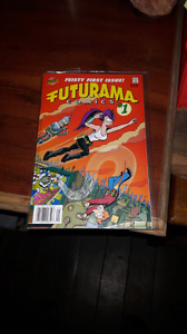 Futurama #1 comic book