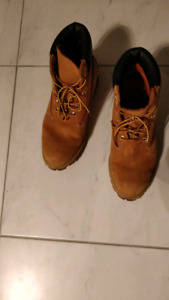 Timberland Boots (size 8.5)