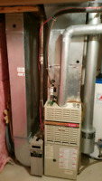 FALL SPECIAL FURNACE AND DUCT CLEANING