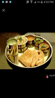 Indian food tiffin service available with free delivery .
