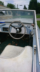 Boat and trailer only price reduced