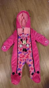 Manteau bébé fille 6-12M