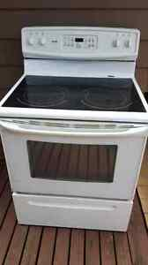 "Kenmore 30"" glass top oven"