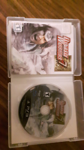 PS3 Dynasty Warriors 7
