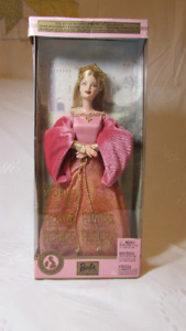 Princess of England Barbie Unopened in Box