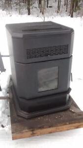Westpoint pellet stove.
