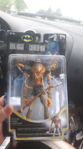 Dark night scarecrow figure. Not 100% sealed.