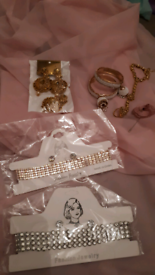 Brand new jewellery