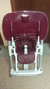 Peg Perego Prima Pappa Best Double Tray High Chair