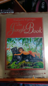 2003 The Jungle Book by Rudyard Kipling's