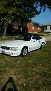 Mercedes sl500 must sell fast