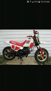 Wanted pw50 parts