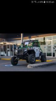 Polaris rzr utv sxs buggy Park Ridge South Logan Area Preview