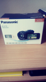 Youtube Video Camera Panasonic HC- V770 Like New