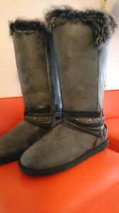 Brand new size ten boots