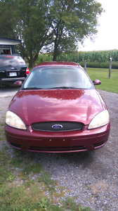 2004 Ford Taurus SE for sale AS IS.
