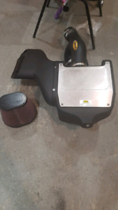 Cold air intake ford f150 ecoboost 3.5/2.7