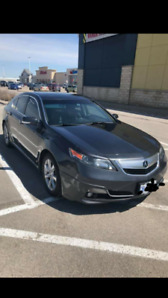 2013 ACURA TL (base model) ,112678km,$17777