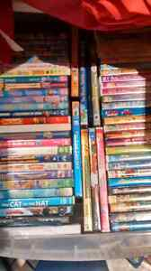 Kids DVDs Dora / Diego / Bubble Guppies and More!