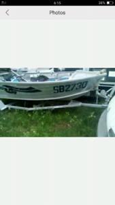 Boat tinny 12 foot