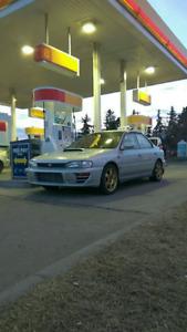 1996 Subaru Impreza WRX STi Version 2