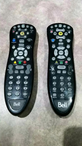 Bell Remotes