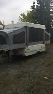 Coleman Pop-Up  Trailer Camper 1993 (light weight) Asking $4KOBO