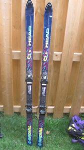 Ladies Ski Package