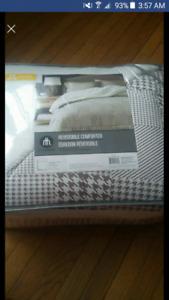 dbl/queen comforter