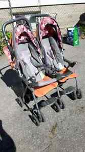 Collapsible Twin Stroller Peterborough Peterborough Area image 2