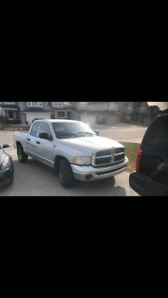 Dodge RAM 1500 for sale.