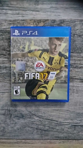 Fifa 2017 for PS4 excellent condition